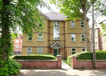 Thumbnail 2 bed flat for sale in 40A, Demesne Road, Whalley Range, Manchester.