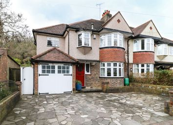 Old Lodge Lane, Purley CR8. 4 bed semi-detached house for sale