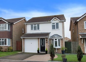 Thumbnail 3 bed detached house for sale in Boston Close, Sovereign Harbour South, Eastbourne