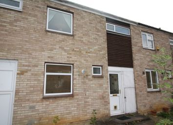 Thumbnail 3 bedroom terraced house for sale in Drayton, South Bretton, Peterborough