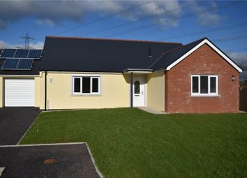 Thumbnail 3 bed bungalow for sale in Plot 19, Bowett Close, Hundleton, Pembroke