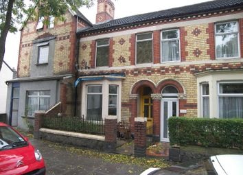 Thumbnail 2 bed flat to rent in Paget Street First Floor, Grangetown, Cardiff