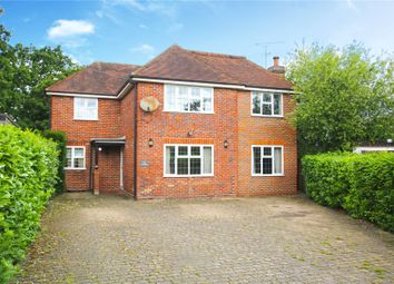Thumbnail 5 bed detached house for sale in Byfleet, Surrey