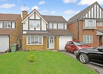 Thumbnail 4 bed detached house to rent in Tennyson Avenue, Houghton Regis, Dunstable
