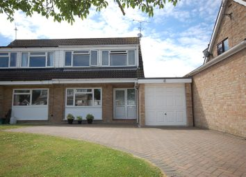 Thumbnail 3 bed semi-detached house for sale in Downleaze, South Woodham Ferrers, Essex