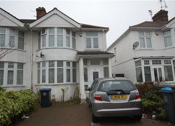 Thumbnail 3 bed semi-detached house for sale in Berkeley Road, London