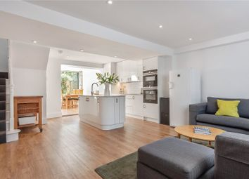 Thumbnail 4 bedroom terraced house to rent in Ufton Road, London