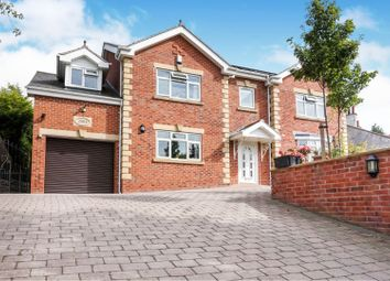 Thumbnail 5 bed detached house for sale in Longfield Lane, Ilkeston
