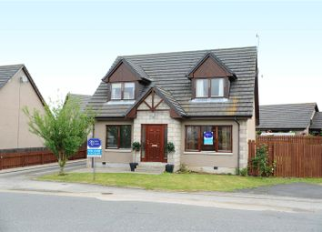 Thumbnail 4 bed detached house to rent in 3 Burnbank, Market Street, Insch