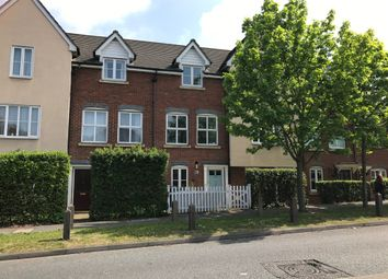 Thumbnail 3 bed town house to rent in New Hythe Lane, Larkfield, Aylesford