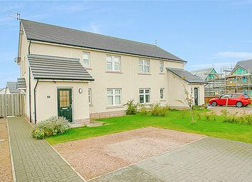 Thumbnail 2 bedroom flat for sale in Carnegie Road, Peterhead, Aberdeenshire
