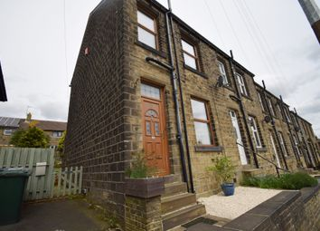 Thumbnail 2 bed end terrace house for sale in Longlands Road, Slaithwaite, Huddersfield