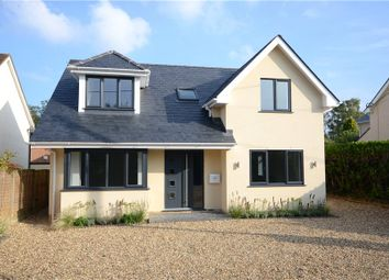 Thumbnail 4 bed detached house for sale in Chalkhouse Green, Reading, Berkshire
