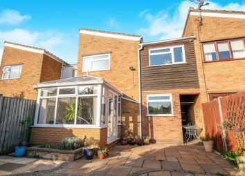 Thumbnail 4 bedroom link-detached house for sale in Tintern Close, Ipswich