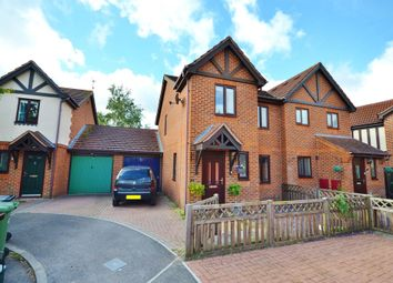 Thumbnail 3 bed semi-detached house for sale in Yealm Close, Didcot