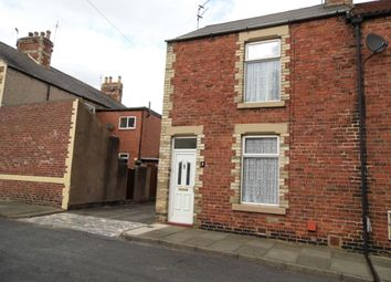 Thumbnail 3 bed terraced house for sale in Vickers Street, Bishop Auckland