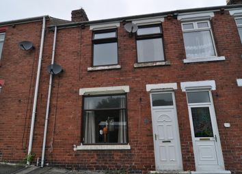 Thumbnail 3 bed terraced house to rent in Eden Road, Spennymoor