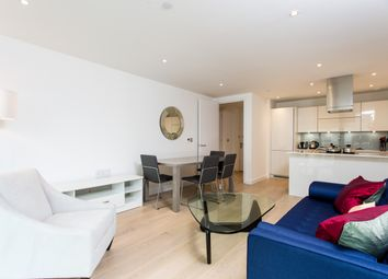 Thumbnail 2 bed flat for sale in Horizons Tower, Yabsley Street, Canary Wharf