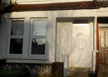 Thumbnail 3 bed terraced house to rent in Vincent Road, London