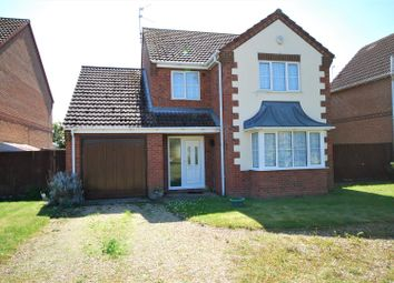 Thumbnail 3 bed detached house for sale in Hutchinson Gardens, Weston, Spalding
