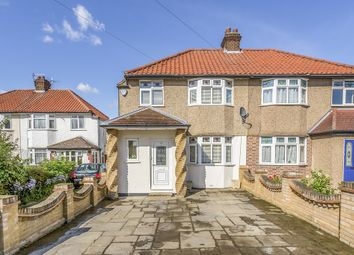 Thumbnail 3 bed semi-detached house for sale in Maida Avenue, London