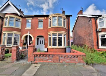 Thumbnail 3 bed semi-detached house for sale in Westwood Avenue, Blackpool