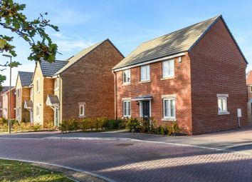 Thumbnail 3 bed detached house for sale in Rothschild Drive, Sarisbury Green, Southampton