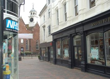 Thumbnail 1 bed flat to rent in The Pantiles, Tunbridge Wells