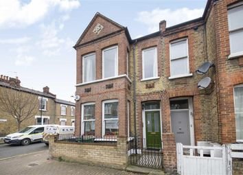 Thumbnail 3 bed flat for sale in Strathleven Road, London