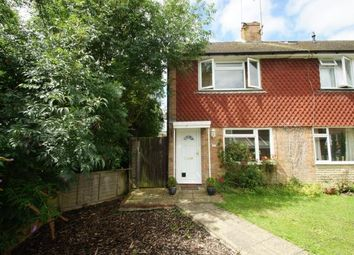 Thumbnail 2 bed end terrace house for sale in Breach Close, Steyning, West Sussex