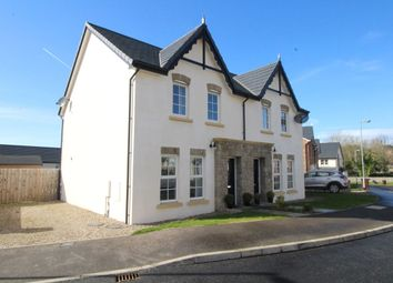 Thumbnail 3 bedroom semi-detached house for sale in River Hill Road, Newtownards