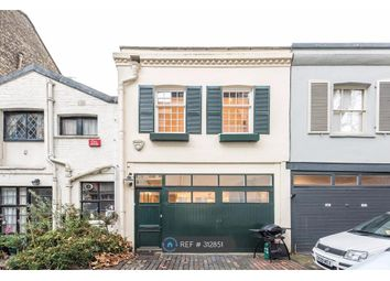 Thumbnail 2 bedroom flat to rent in Chester Square Mews, London