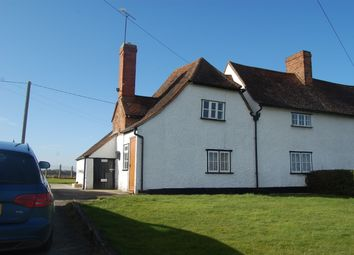 Thumbnail 3 bed cottage to rent in Chelmsford Road, High Ongar, Ongar