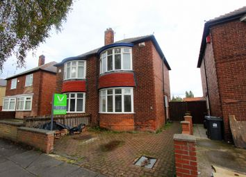 Thumbnail 2 bed semi-detached house to rent in Hewitson Road, Darlington