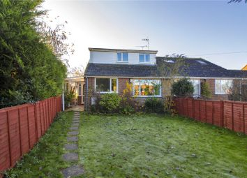 Thumbnail 4 bed semi-detached house for sale in New House Close, Canterbury, Kent