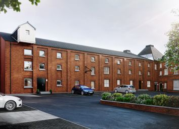 Thumbnail 2 bed flat for sale in The Maltings, The Brewery Yard, Kimberley, Nottingham