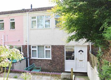 Thumbnail 2 bed terraced house for sale in Bettsland, West Cross, Swansea