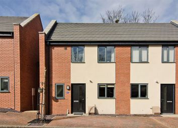 Thumbnail 2 bed semi-detached house for sale in Cairns Close, Lichfield