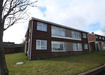 Thumbnail 1 bed flat to rent in Greenways, Consett