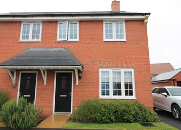 Thumbnail 3 bed semi-detached house for sale in Moorhen Road, Yatton, North Somerset