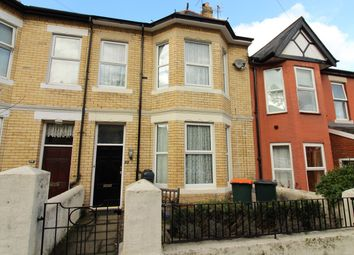 Thumbnail 4 bedroom terraced house for sale in Llanthewy Road, Newport