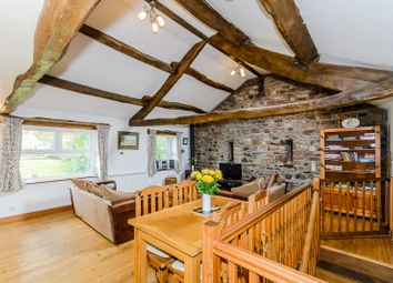 Thumbnail 2 bed barn conversion for sale in The Barn, Gamblesby, Penrith
