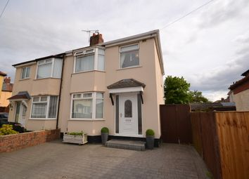 Thumbnail 3 bedroom semi-detached house for sale in Kinley Gardens, Bootle, Bootle