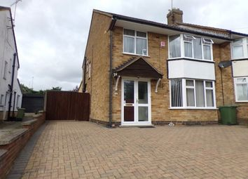 Thumbnail 3 bedroom property to rent in Wordsworth Drive, Bletchley, Milton Keynes