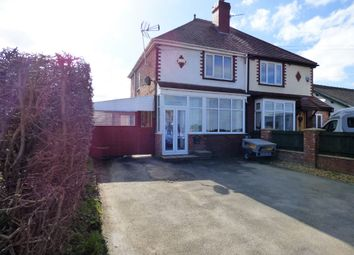 Thumbnail 2 bed semi-detached house for sale in Buxton Road, Hazel Grove, Stockport