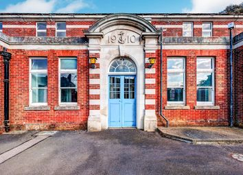 Thumbnail 2 bed flat for sale in Royal Haslar, Haslar Road, Gosport Peninsular