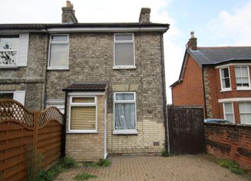 Thumbnail 2 bed end terrace house to rent in Cowper Street, Ipswich
