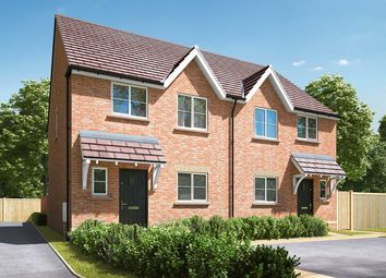 "Thumbnail 3 bed semi-detached house for sale in ""The Eveleigh"" at Pamington, Tewkesbury"