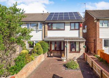 Thumbnail 3 bedroom semi-detached house for sale in Ferny Hollow Close, Heron Ridge, Nottingham, Nottinghamshire