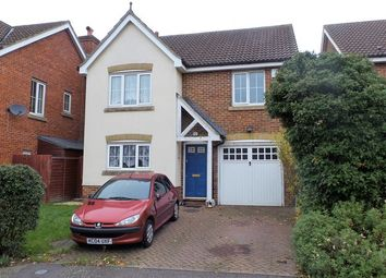 Thumbnail 4 bed detached house for sale in Watercress Road, Cheshunt, Waltham Cross